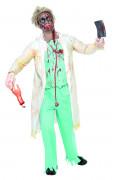 D�guisement zombie docteur homme Halloween
