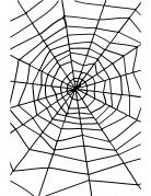 Ihnen gefällt sicherlich auch : Halloween-Spinnennetz