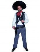 D�guisement bandit mexicain homme