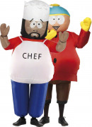 Cartman and Chef South Park Official costume for couples