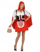 Anche ti piacer� : Costume cappuccetto rosso adulti