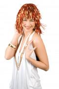 Ihnen gefällt sicherlich auch : Folienper�cke Lametta orange f�r Damen