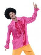 Ihnen gefällt sicherlich auch : Disco-Hemd rosa f�r Herren