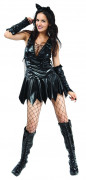 D�guisement chat femme Halloween sexy