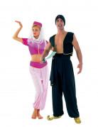Disfraz de pareja oriental