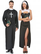 You would also like : Nun and Priest costume for couples