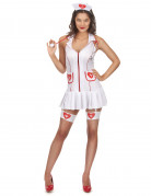Sexy nurse costume for women.