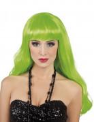 Vous aimerez aussi : Perruque longue verte fluo femme