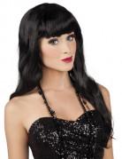 Ihnen gefällt sicherlich auch : schwarze Langhaar-Per�cke f�r Damen