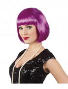 Vous aimerez aussi : Perruque courte violette femme