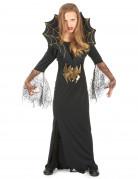 Disfraz de reina de las ara�as para ni�a, ideal para Halloween