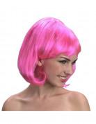 Ihnen gefällt sicherlich auch : Pagenschnitt-Per�cke neon-rosa f�r Damen