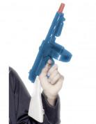 Pistolet mitrailleur gangster adulte