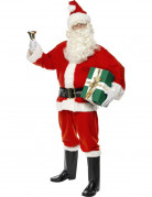 Weihnachtsmann-Kost�m f�r Herren