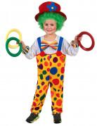 Disfraz de payaso para niño o niña Bilbao