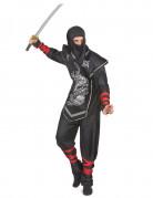 Ihnen gefällt sicherlich auch : Ninjakost�m silber f�r Herren