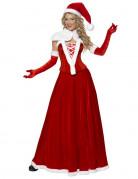 También te gustará : Disfraz de Mam� Noel de lujo para mujer