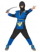 D�guisement ninja bleu gar�on