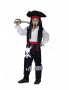Pirate Chief costume for boys.