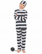 Prisoner costume for children.