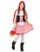 Costume da Cappuccetto Rosso bambina Catania