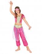 Disfraz de bailarina oriental para ni�a