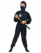 Ihnen gefällt sicherlich auch : Ninja-Kost�m Kommando schwarz f�r Jungen