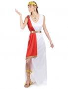Costume da dea romana donna Roma