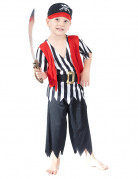 Little Pirate costume for boys.
