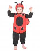 Ladybird costume for children.