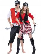 D�guisement couple de pirate