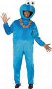 D�guisement Cookie Monster de Sesame Street� adulte