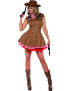 Sexy Cowgirl costume for women