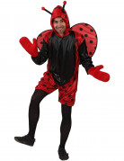 Ladybug costume for men