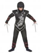 Disfraz de ninja para ni�o