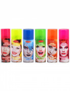 You would also like : Neon colour hair spray