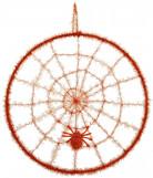 Vous aimerez aussi : Toile d'araign�e orange avec une araign�e en cercle