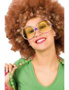 Hippiebrille f�r Erwachsene