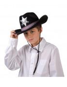 Ihnen gefällt sicherlich auch : Sheriffhut schwarz f�r Erwachsene