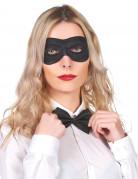 Misschien ook leuk... : Zwart halfmasker voor volwassenen
