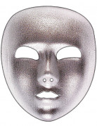 Anche ti piacer� : Maschera argenta adulti