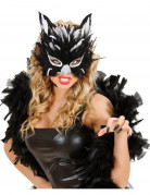 You would also like : Black cat mask