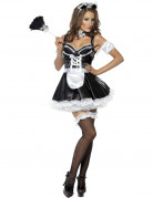 Maid costume for women