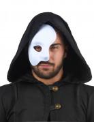 Vous aimerez aussi : Demi-masque blanc adulte