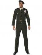 Milit�r Offiziers-Kost�m f�r Herren