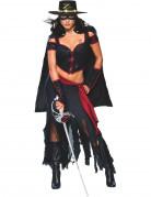 Ihnen gefällt sicherlich auch : Lady Zorro�-Kost�m f�r Damen