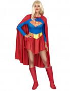 Supergirl�-Kost�m f�r Damen