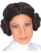 Peluca de Princesa Leia de Star Wars� para mujer