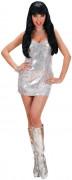 Vous aimerez aussi : D�guisement robe disco argent femme