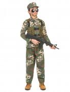 Costume militare bambino Roma